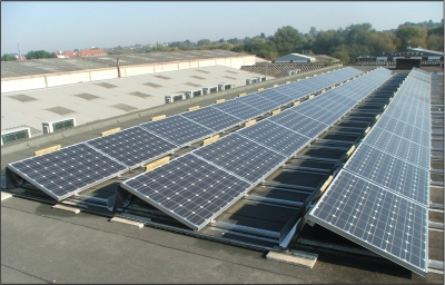Self Cleaning Coating For Pv Panels